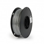 Filament Polimer Lucios pentru Imprimanta 3D 1.75 mm 1 kg - Gri (GMB)