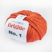 Lana Grossa Brigitte No. 1 von Lana Grossa, Orange