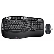 Logitech Mk550 Wireless Wave Combo 920-002555