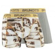 Brunotti Sebaso/Shawny Boys Underwear 2-pack Grijs 164