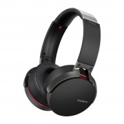 Sony MDR-XB950B1 Cuffie Wireless, Bluetooth e NFC, Extra Bass, Nero
