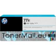 Мастилена касета HP 771C (B6Y07A) Matte Black
