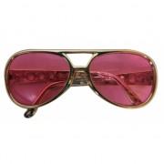 Elvis zonnebril glas