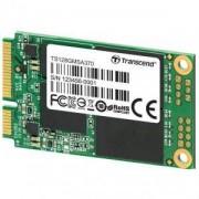 Твърд диск Transcend 128GB mSATA (50.8 X 29.85mm) SSD SATA3, Micron 16nm MLC, read-write: up to 560MBs, 160MB - TS128GMSA370