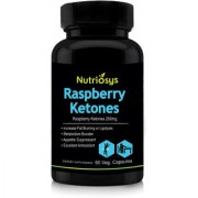 Nutriosys Raspberry Ketones - 250mg (90 Veg Capsules)