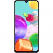 Telefon mobil Samsung Galaxy A41, Dual SIM, 64GB, 4G, Prism Crush White, SM-A415FZWDEUE