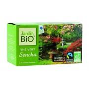 Ceai verde Sencha BIO 20 plicuri JardinBio