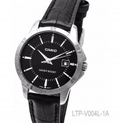 Reloj Casio LTP-V004L - 1A - Negro