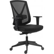 Miro Smart hálós forgószék fekete kárpitozással