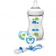 Philips Avent poklon set slonić dječaci
