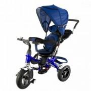 Tricicleta cu Sezut Reversibil Pentru Copii T307 - Albastru