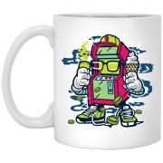 Game Machine - 11 oz Ceramic Mug - 150