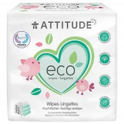 Attitude Eco Baby Wipes 3 x 72
