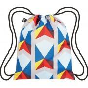 LOQI Plecak LOQI Geometric Triangles
