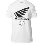 FOX Honda SS Premium Tee T-Shirt Vit 2XL