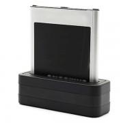 Carregador de Bateria para Samsung Galaxy S4 I9500, I9505, I9502