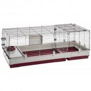 Ferplast Клетка за зайци Krolik 140, 142x60x50 см, 57072470