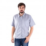 Disley szürke rövid ujjú férfi ing