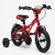Bicicleta copii Maserati KID 12 red by Merida Italy