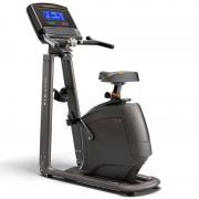 Bicicleta estática Matrix Bike Upright Ou30: Altísima versatilidad para um exercício mais eficiente