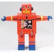 Galt Robot X-7 Bendable Hardwood Robot