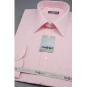 Pánská košile s dlouhý rukáv 4273-růžová 564-4273-41/182