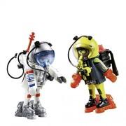 Playmobil Playmobil Astronauts 9448 Duo Pack Figures