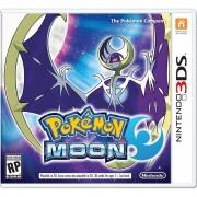 PREVENTA Pokemon Moon Nintendo 3DS
