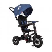 Dječji tricikl Rito plavi - gume na pumpanje