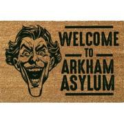 Joker - Arkham Door Mat (Parallel Import)