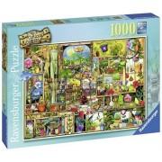 Puzzle Dulapul gradinarului, 1000 piese
