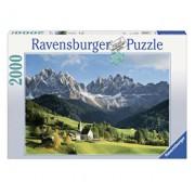 Puzzle Dolomitii italieni, 2000 piese