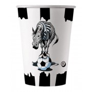 PAHARE DE UNICA FOLOSINTA 10/SET 200ML ZEBRA BIG PARTY (BP60328)