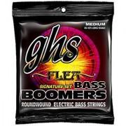 GHS M3045F Flea Signature Bass Boomers Medium Electric Bass Strings