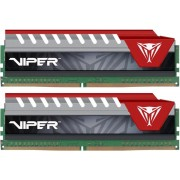Memorija Patriot V Elite Red 8 GB Kit (2x4 GB) DDR4 2800 MHz, PVE48G280C6KRD
