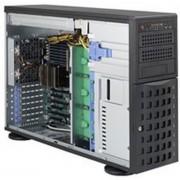 Supermicro SuperChassis 745TQ-800B (Black) Full-Tower 800W Zwart computerbehuizing