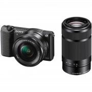 Sony Alpha A5100 16-50 f/2.8 55-210 f/4.5-6.3 OSS KIT Black Mirrorless digitalni fotoaparat s objektivima SEL1650 16-50mm F2.8 2.8 SEL55210 55-210mm F4.5-6.3 ILCE-5100YB ILCE5100YB ILCE5100YB.CEC ILCE5100YB.CEC