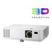 Projector, NEC V332W, DLP, 3D Ready, 3300LM, WXGA