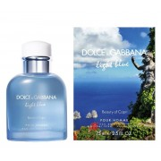 Dolce & Gabbana Light Blue Beauty Of Capri Pour Homme Eau De Toilette 75 Ml Spray (730870173978)