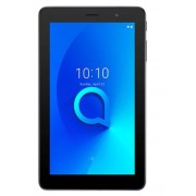 "Tableta Alcatel 1T 7, Procesor Quad-Core 1.3GHz, Capacitive multitouch 7"", 1GB RAM, 16GB Flash, 2MP, Wi-Fi, Bluetooth, Android (Negru)"