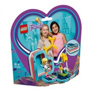 LEGO Friends, Cutia de vara in forma de inima a Stephaniei 41386