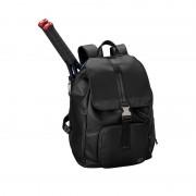 Wilson Womens Fold Over Backpack Black