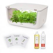 Klarstein GrowIt Farm Starter Kit Europe, 28 növény, 48 W-os LED, 8 l, Europe seeds vetőmagok (Klarstein_Start_2)