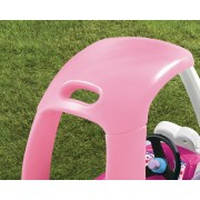 Masinuta roz Cozy Coupe