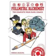 Fullmetal Alchemist: The Complete Four-Panel Comics by Hiromu Arakawa