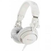 Casti Sony MDRV55, cu banda, extra-bass, pliabile, alb