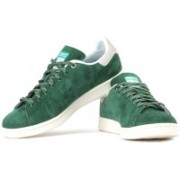 ADIDAS Stan Smith Skateboarding Sneakers For Men(Grey, Green)