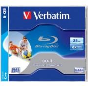 Disc Blu-Ray printabil 25GB VERBATIM