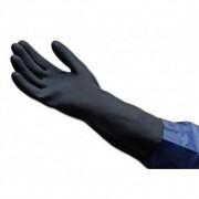Prorisk Gants neoprene noirs pour produits chimiques 7