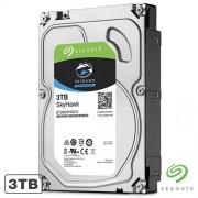 HARD DISK 3TB 5900RPM 64MB SEAGATE SKYHAWK HDD ST3000VX010